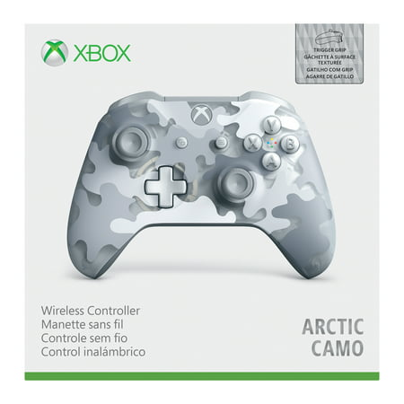 Microsoft Xbox Controller - Arctic Camo Special Edition