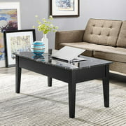 Dorel Home Dorel Home Faux Marble Lift Top Coffee Table