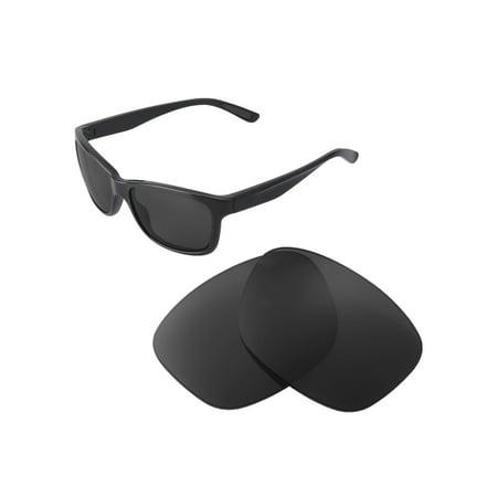 8f411fb87c Walleva - Walleva Black Polarized Replacement Lenses for Oakley ...