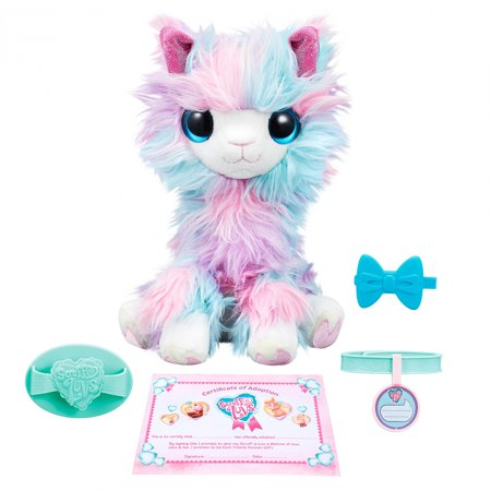Little Live Scruff-A-Luvs™ Plush Mystery Rescue Pet, Candy Floss Plush Pet Collection