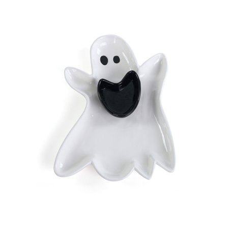 Halloween Ghost Dip & Chip Platter - Halloween Putter Cover