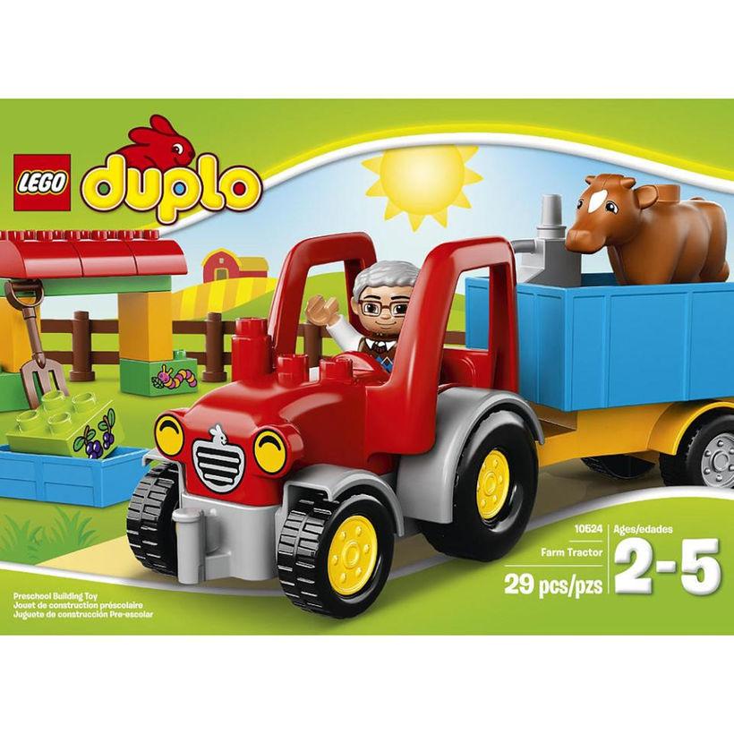 Lego DUPLO Farm Tractor 10524 by Lego