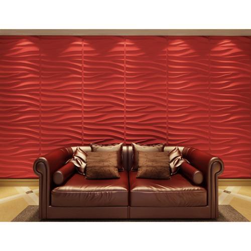 ... Contempo Living Inc 3D Wall Panels Plant Fiber Sands Design (6 Panels  Per Box)