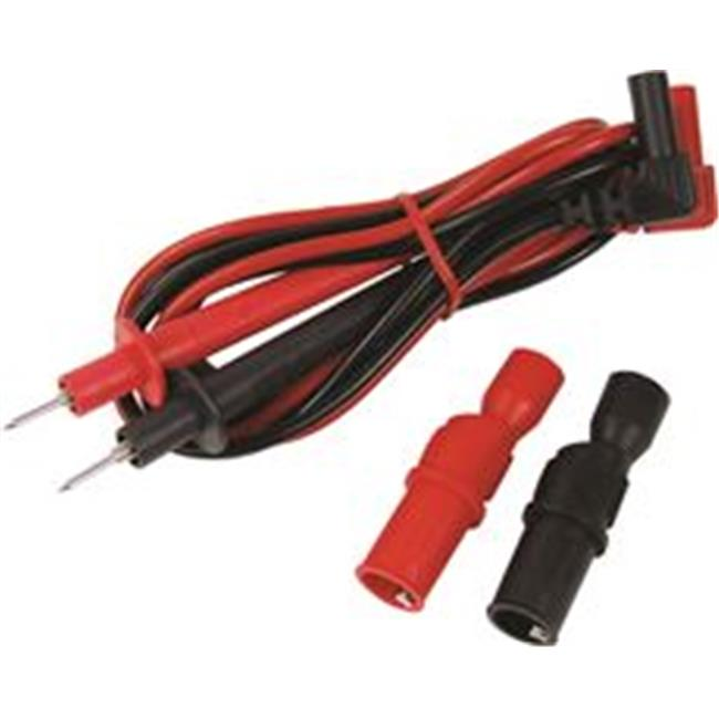 Test Leads with Alligator Clips