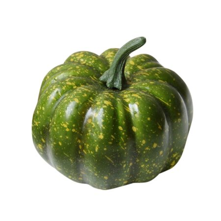 Halloween Artificial Pumpkin Simulation Fake Lifelike Props Garden Home Decor ()