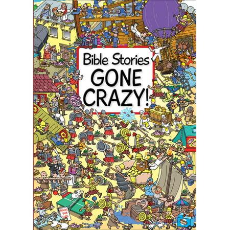 Bible Stories Gone Crazy! - Crazy Halloween Stories