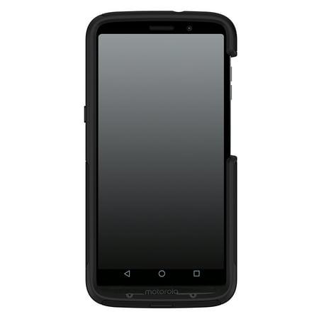 best service 36d43 ef6e6 Otterbox Motorola Moto Z3 Play Black Commuter series case - 77-59245