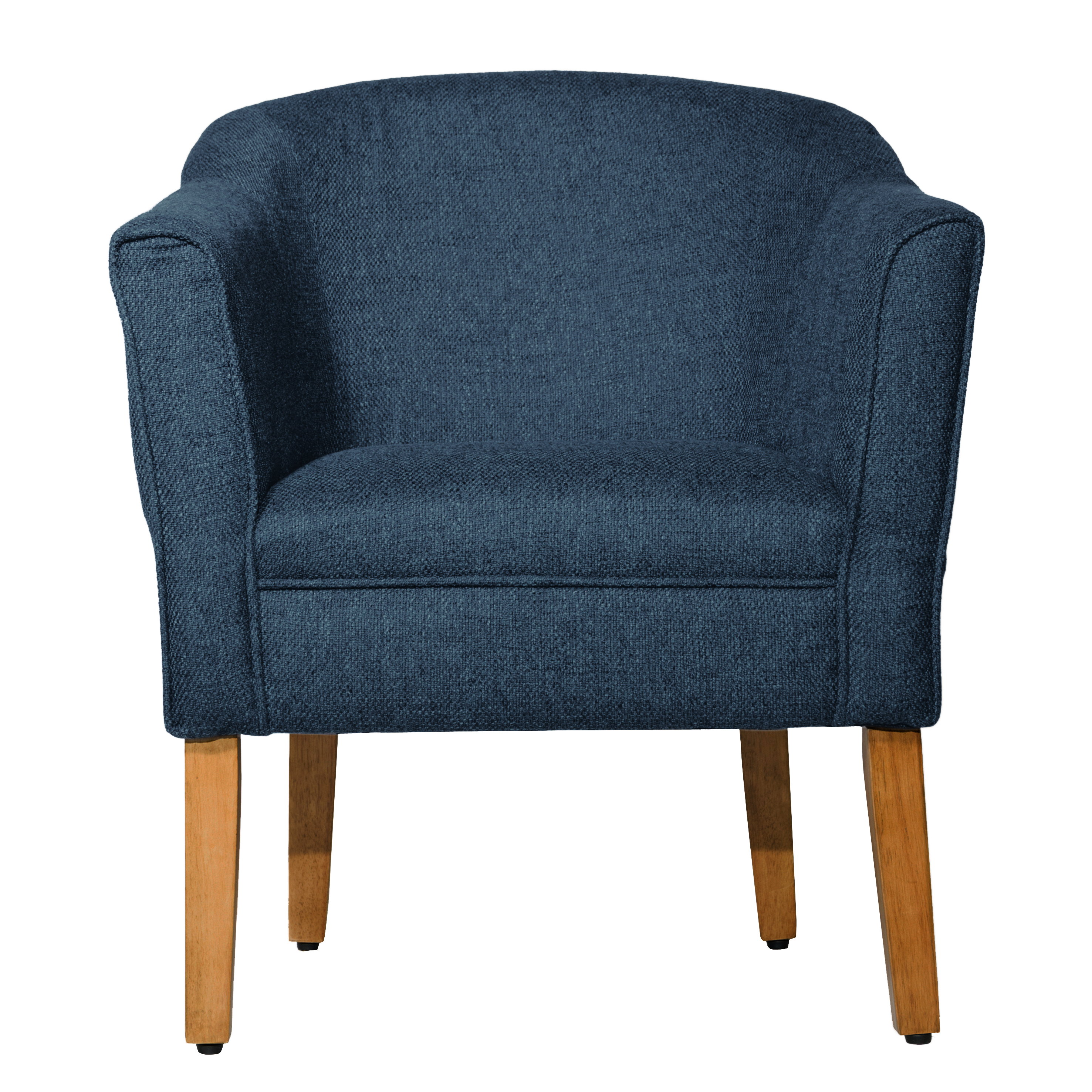 HomePop Chunky Textured Accent Chair, Multiple Colors