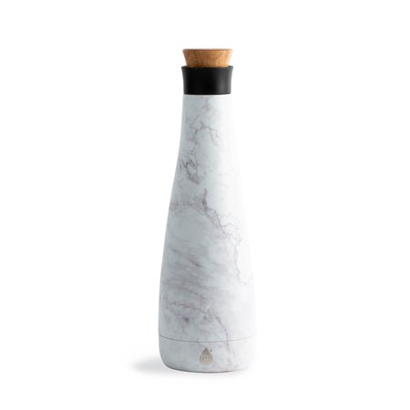 Fine Tal 17 Ounce Bordeaux Stainless Steel White Marble Water Bottle Unemploymentrelief Wooden Chair Designs For Living Room Unemploymentrelieforg