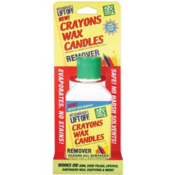 Bulk Buy: Motsenbacher (2-Pack) Lift Off Crayon, Candle & Wax Remover 4.5oz 430-45