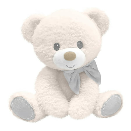First and Main - Ivory Tumbles Bear Plush, 7 Inches ()