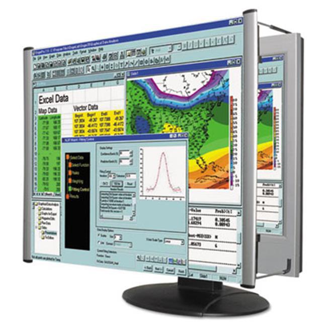 Kantek Mag22WL LCD Monitor Magnifier Filter 22 in. by Kantek
