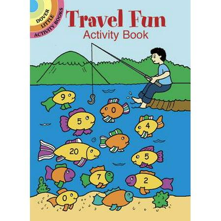 Travel Fun Activity Book](Fun Cheap Halloween Activities)