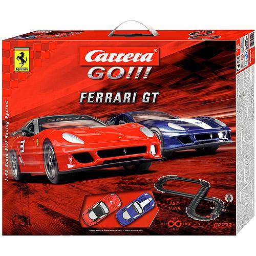 Carrera GO!!! Ferrari GT Race Slot Car Racing System
