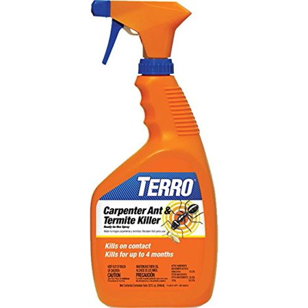 Carpenter Ant & Termite Killer Ready-to-Use, 1 Quart, Kills carpenter ants, termites and carpenter bees on contact By Terro](Snl Killer Bees)