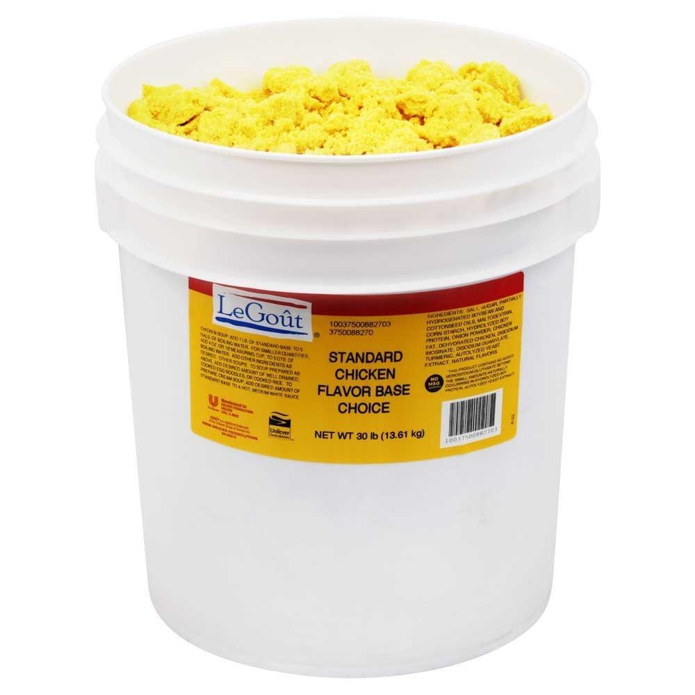 Base Economy Chicken Flavor 30 Pound -- 1 Each