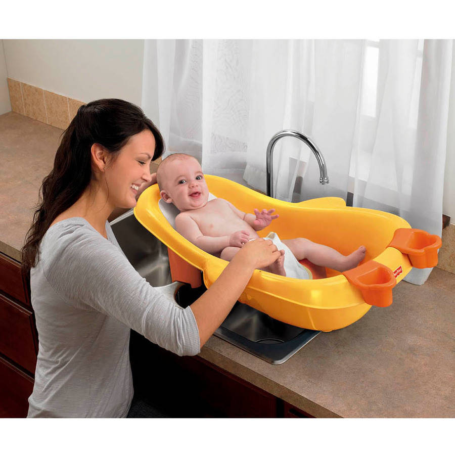 Fisher-Price Ducky Tub