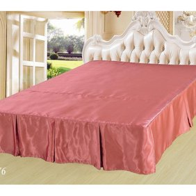 Pink Bed Skirts