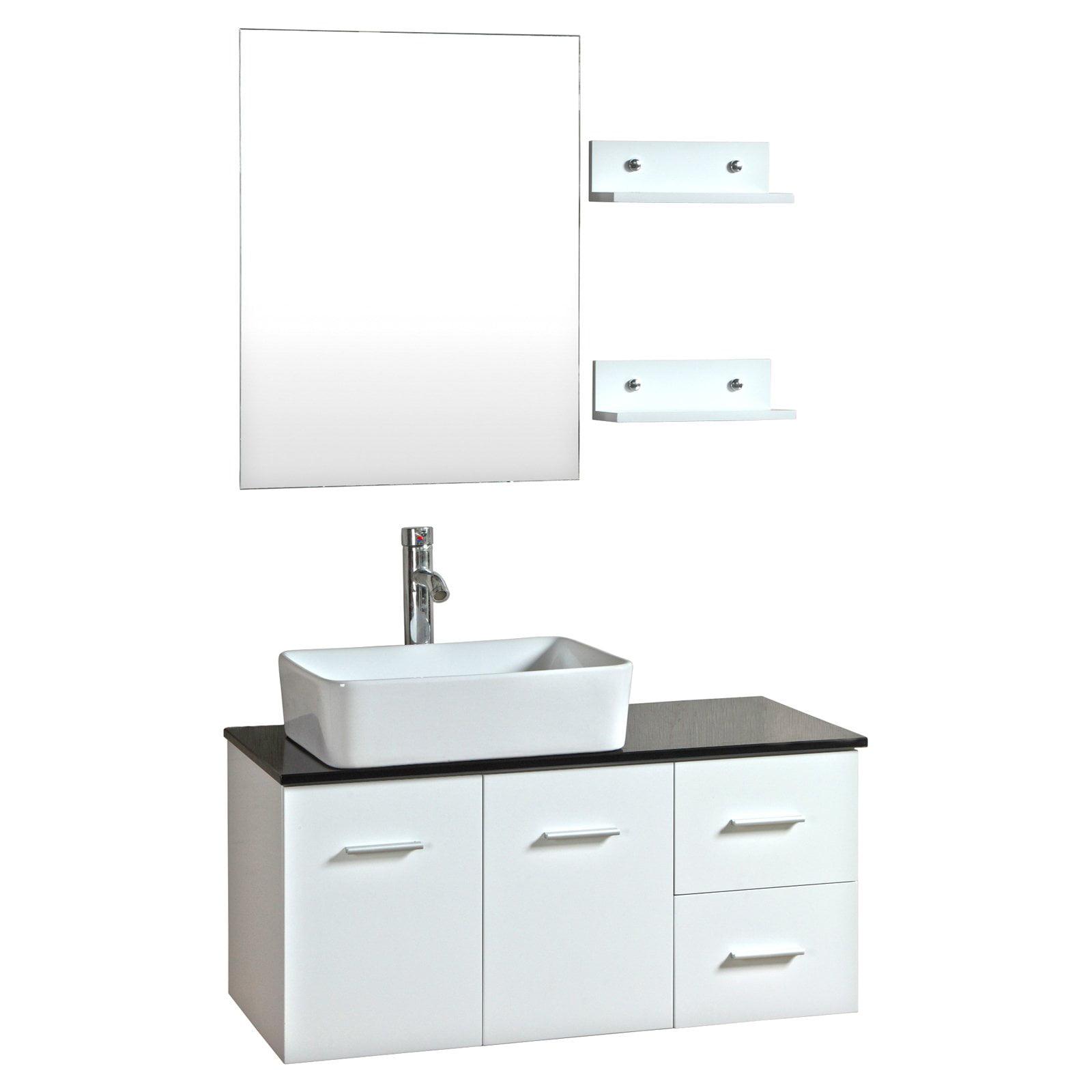Kokols 9093 36 In Single Sink Bathroom Vanity Walmart Com