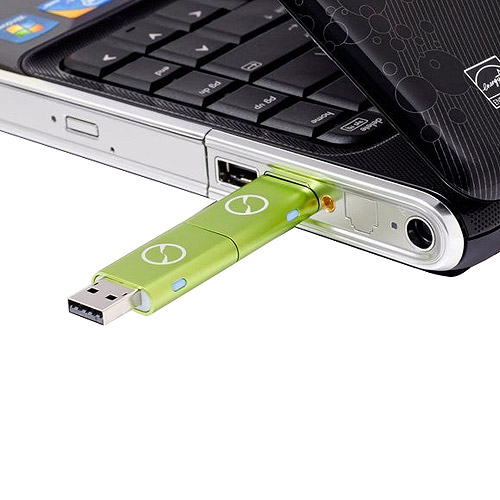 iTwin Remote File Access USB Device, Green