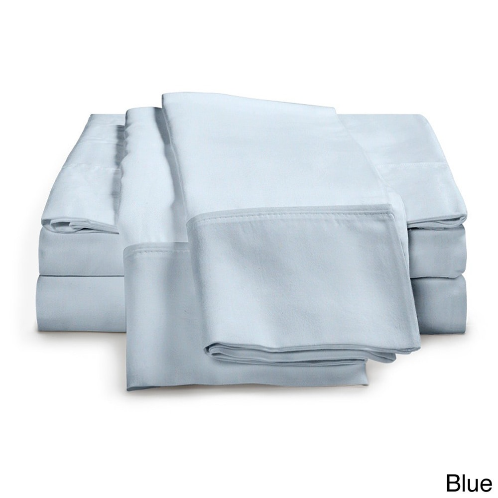 eLuxurySupply Ultra Soft Rayon from Bamboo Sheets with Deep Pockets