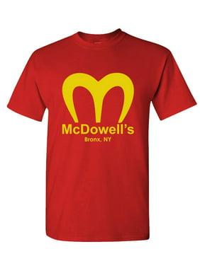3f8b53563b80 Product Image MCDOWELLS america funny movie parody - Cotton Unisex T-Shirt