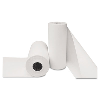 "Butcher Paper Roll, 18"" x 900 ft, White, Sold as 1 Roll by"