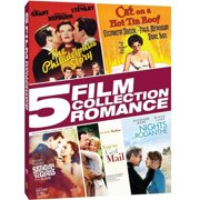 5 Film Collection: Romance The Philadelphia Story   Cat On A Hot Tin Roof   Splendor In The Grass   You've Got Mail  ... by