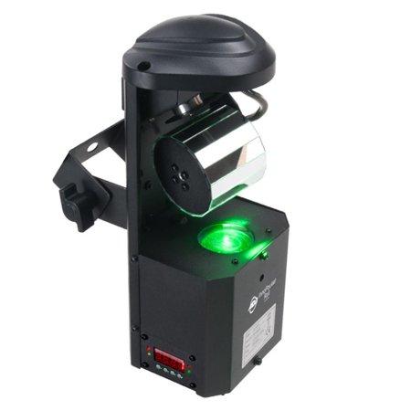 Image of American DJ ADJ Inno Pocket Roll 12W LED DMX Mini Barrel Mirrored Scannner Light