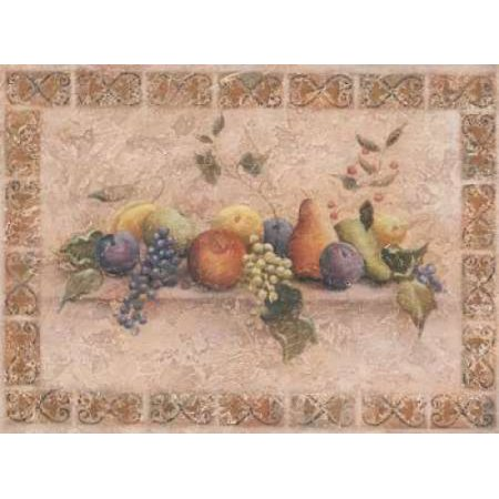 - A Tuscan Palette Rolled Canvas Art - Fiona DeMarco (10 x 14)