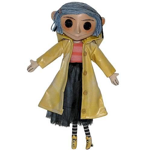 Coraline 9 Deluxe Replica Doll Walmart Com Walmart Com