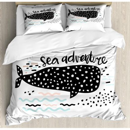 b6c71c3f1d0e Adventure Nursery Queen Size Duvet Cover Set