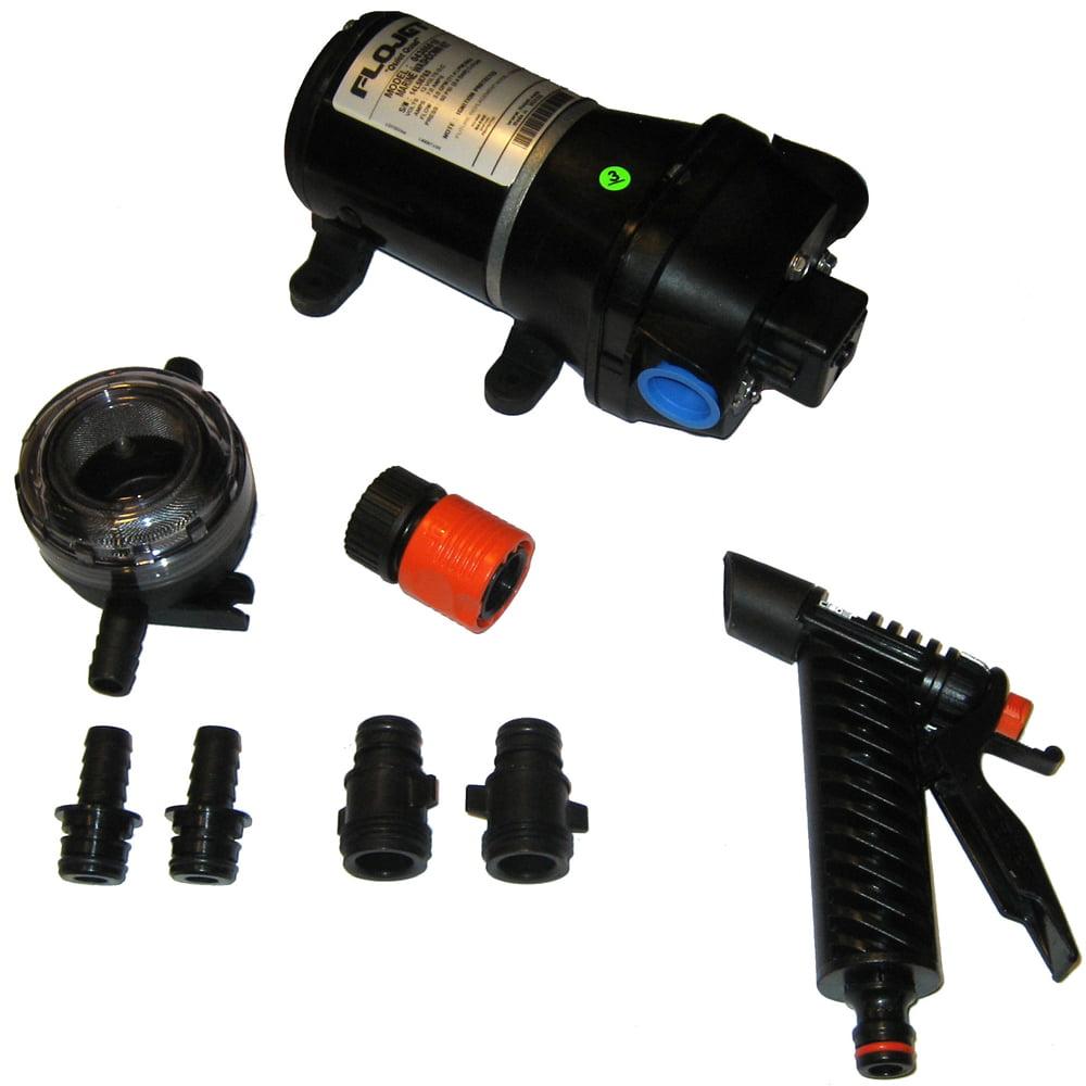 Flojet 12V 50 PSI WATER SYSTEM PUMP