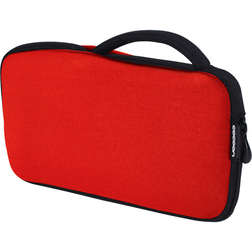 Cocoon Innovations Neoprene Minifolio Case, Red
