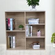 OTVIAP Storage Cabinet,5 Cube Modular Bookcase Shelving Display Shelf Storage Unit, Sideboards,