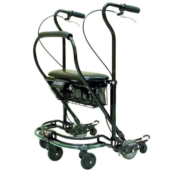 U-Step Walking Stabilizer - Walker - Tall - 6-foot 1 to 6-foot 3