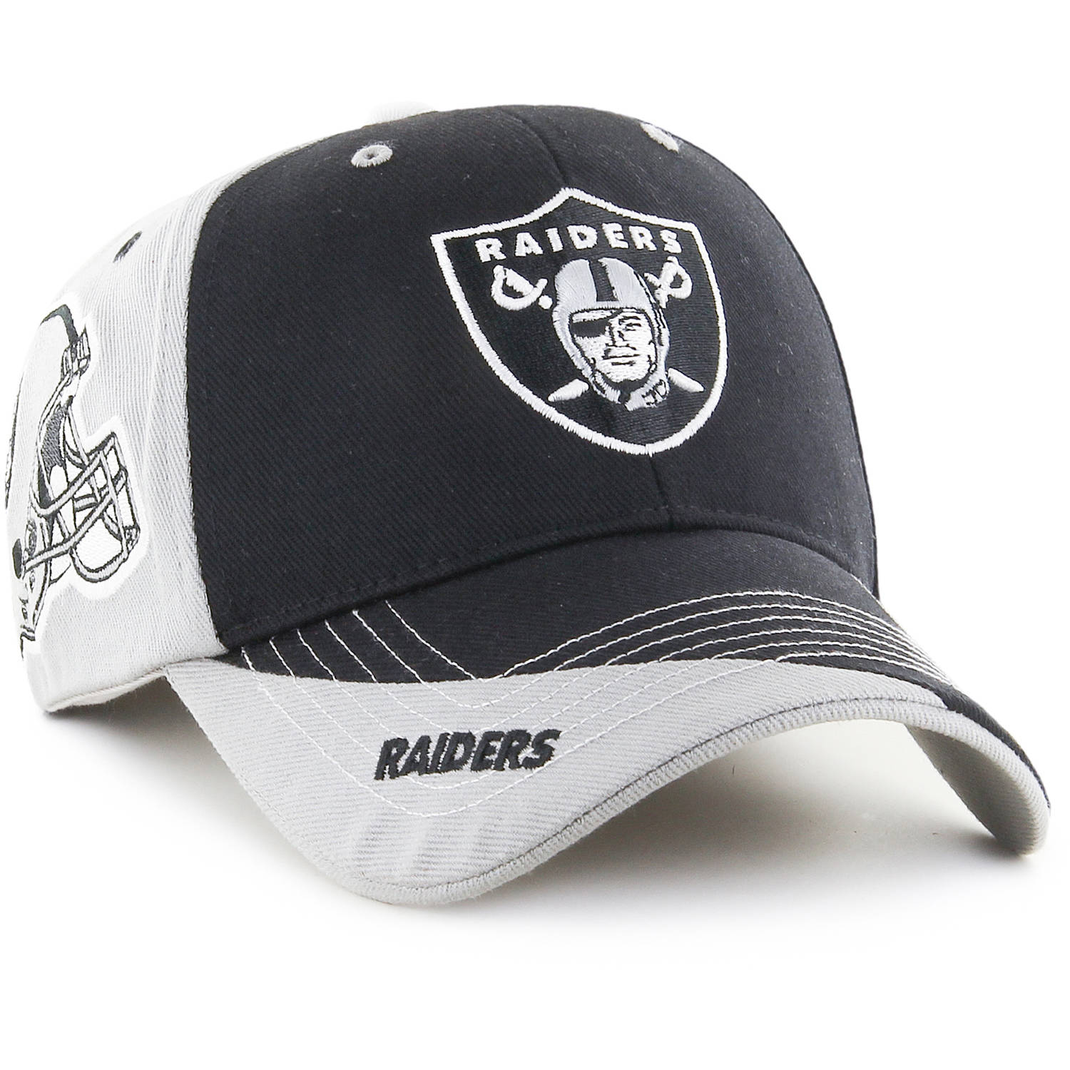 NFL Oakland Raiders Hubris Cap / Hat by Fan Favorite