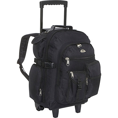 Everest Deluxe Backpack On Wheels 5045WH