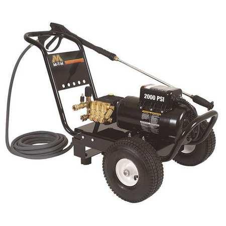MI-T-M 2000 psi 2.8 gpm Cold Water Electric Pressure Washer, GC-2003-0ME1