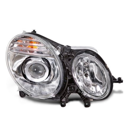 2006-2009 Mercedes E-Class 4-Door Sedan/Wagon Halogen Type Headlight Passenger Side MB2501100 ()