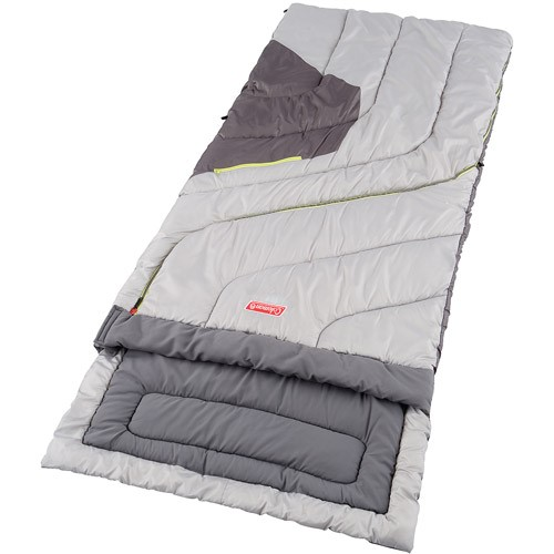 Coleman Adjustable Comfort 30 to 70-Degree Adult Sleeping Bag
