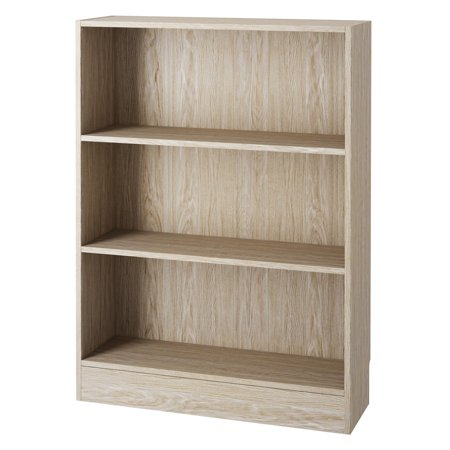 Element Short Wide 3 Shelf Bookcase ()