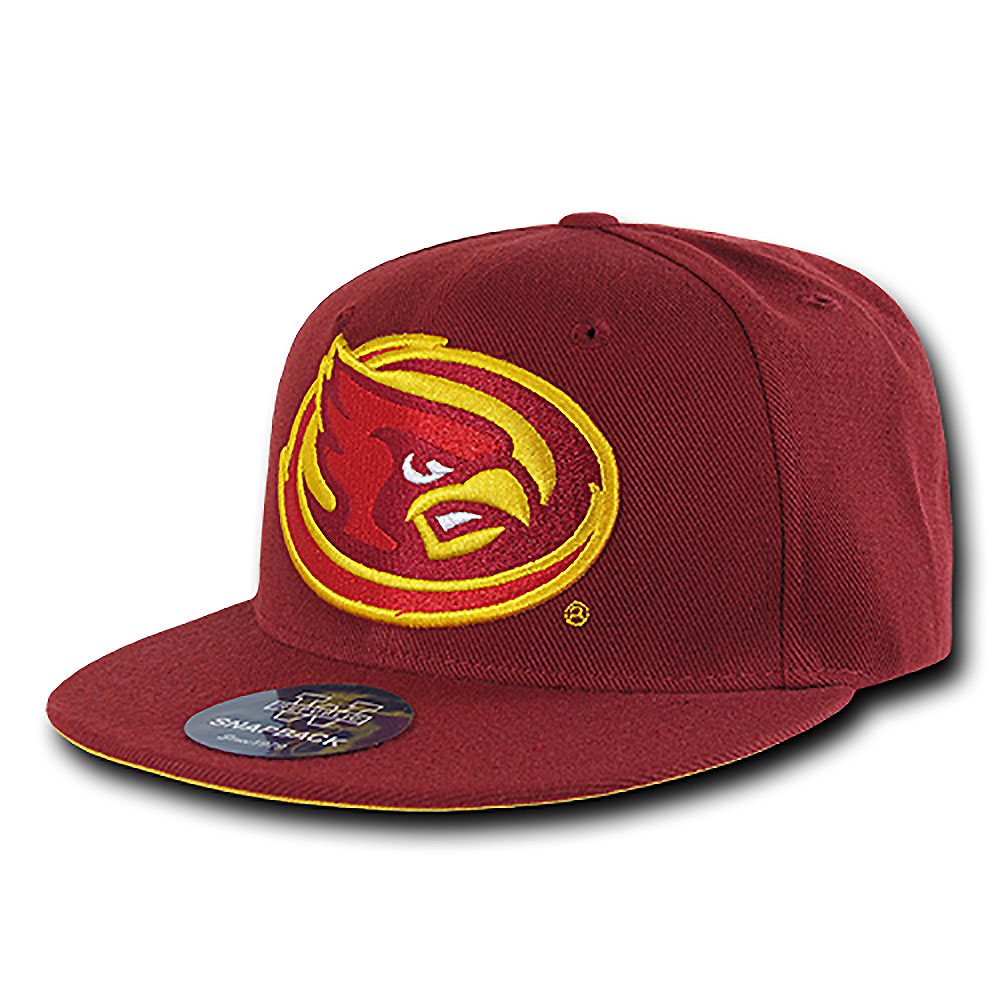 Iowa State Cyclones Freshman Fitted Hat (Maroon)