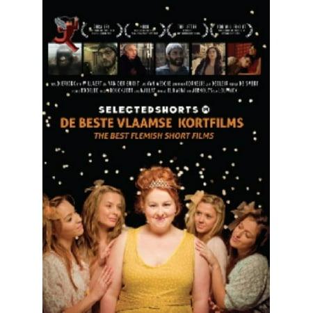 Selected Shorts #14 - The Best Flemish Shorts ( YOU WILL FIND IT / MATTEUS / LUCIDE (LUCID) / LETTER / COCKAIGNE / LAS MENINAS / NURU / BROEDERS (BR [ NON-USA FORMAT, PAL, Reg.0 Import - Netherlands