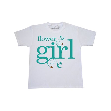 Flower Girl Bridal Party Youth T-Shirt