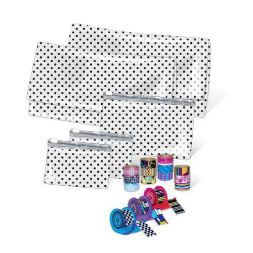 Fashion Angels Fashion Angels Project Runway Tapeffiti Handbag Design Challenge Walmart Com Walmart Com