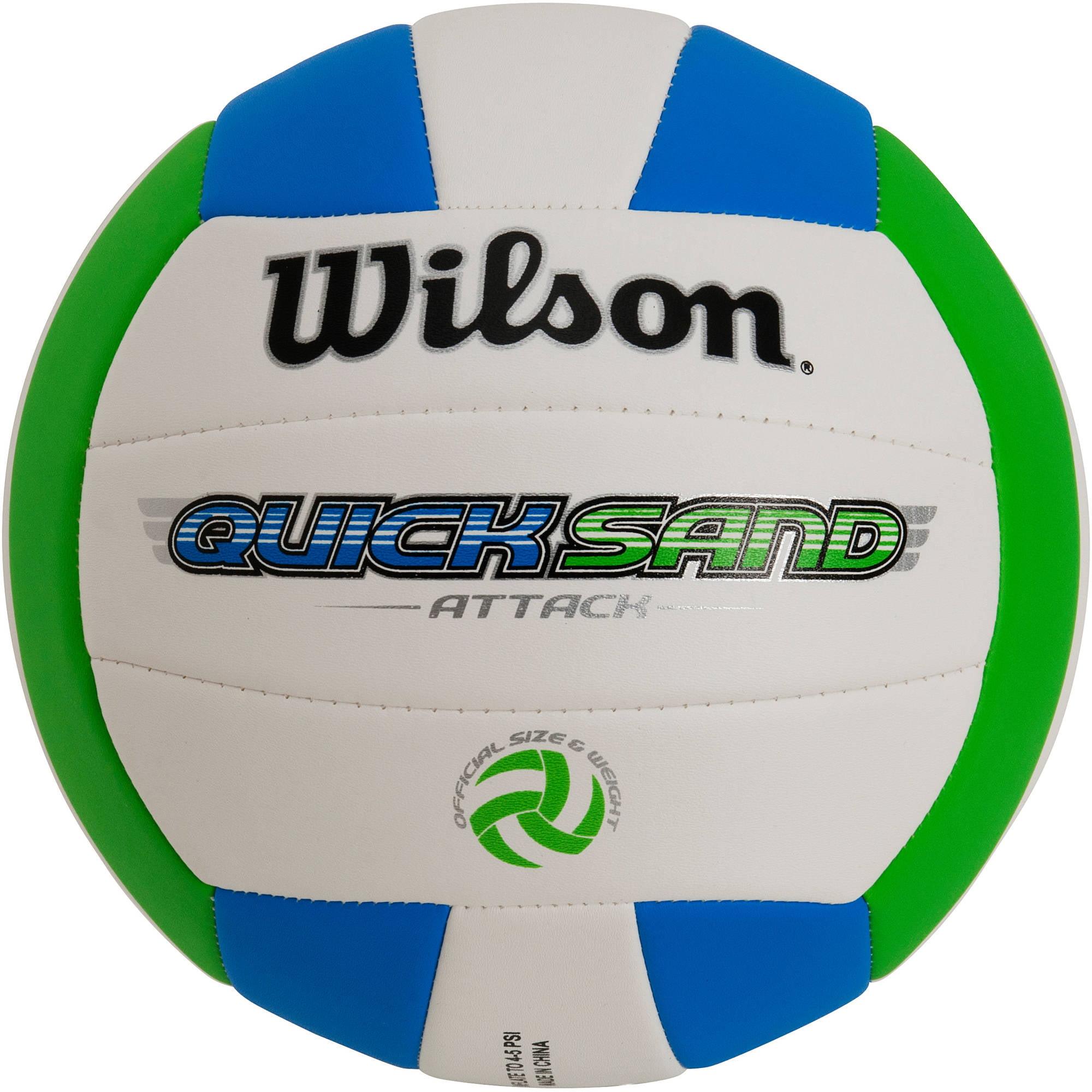 Wilson Quicksand Spike Volleyball