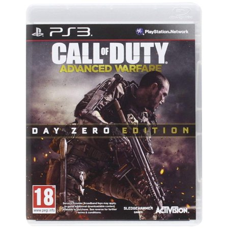 Call of Duty (COD) Advanced Warfare Day Zero Edition (PS3 Game) Sony PlayStation 3