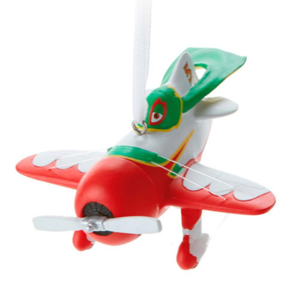 Disney Planes El Chupacabra Christmas Tree Ornament Airplane