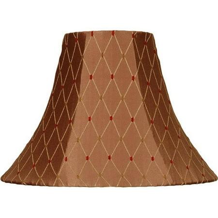 Burgundy Lamp Shades: ... Better Homes and Gardens Diamond Embroidery Lamp Shade, Burgundy,Lighting
